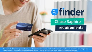 Chase Sapphire Preferred: Here's What You'll Need to Qualify