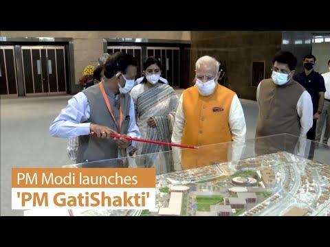 PM Modi launches
