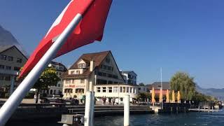 スイス発 魅力的なルツェルン湖クルーズ船ディアマント【スイス情報.com】