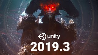 Unity 2019.3 is now available!