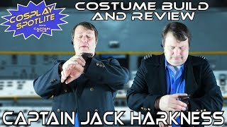Captain Jack Harkness Costume Build and Review - Cosplay Spotlite