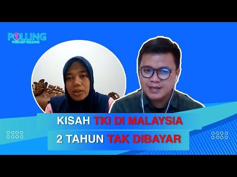 kisah korban perdagangan manusia tidak dibayar tahun selama bekerja di malaysia polling - eps