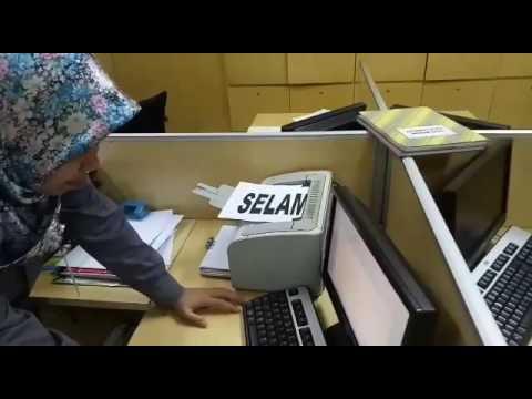 Mannequinchallenge Fostra BRI Syariah 2016