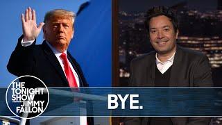 The Last Night of Donald Trump's Presidency | The Tonight Show