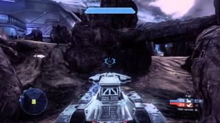 preview picture of video 'halo 4 heavies gameplay'