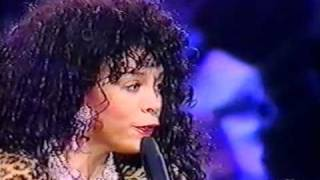 Donna Summer   Don t Cry For Me Argentina  Spanish TV