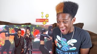 Rosalía Ft. Ozuna Perform Yo X Ti, Tu X Mi | 2019 Music Awards | REACTION