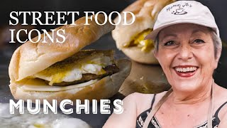 Mama Jo Is NYCs Official Grandmother Of Breakfast - Street Food Icons