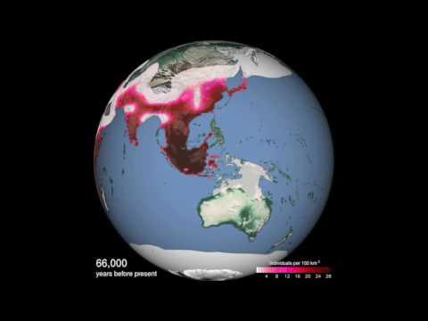 Las migraciones de la historia