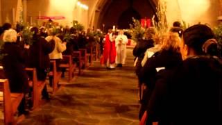 preview picture of video 'Célébration des Rameaux dans la paroisse de Goussainville (1/2)'