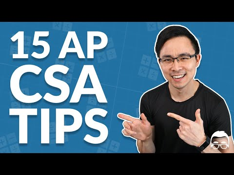 15 Must Know AP Computer Science A Study Tips : How to Get a 4 ...