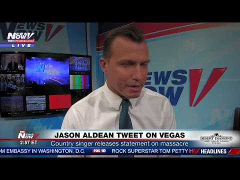 FNN: Latest on Las Vegas massacre, President Trump tours Puerto Rico damage