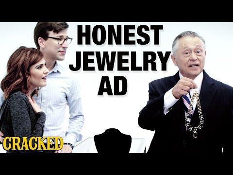 Kdyby byly reklamy na šperky upřímné