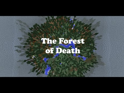 The Forest of Death PvP Minecraft Project