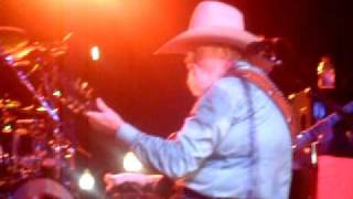 Charlie Daniels Amazing Grace at alabama adventure