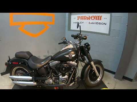 2014 Harley-Davidson Fat Boy Lo FLSTFB 103