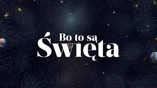 Kadr z teledysku Bo to są Święta tekst piosenki Piotr Kupicha