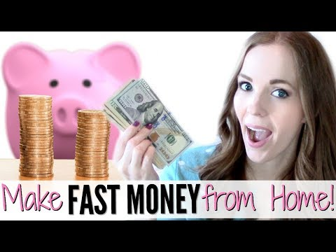 6 EASY WAYS TO MAKE MONEY FROM HOME | HOW TO MAKE MONEY ONLINE | MAKE MONEY AS A STAY AT HOME MOM