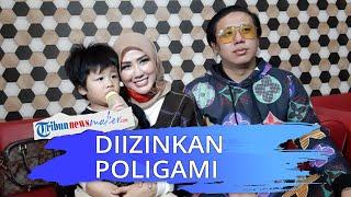 Beri Izin Pablo Benua untuk Poligami, Rey Utami: Aku Nggak Mau Dia Selingkuh dan Meninggalkan Aku