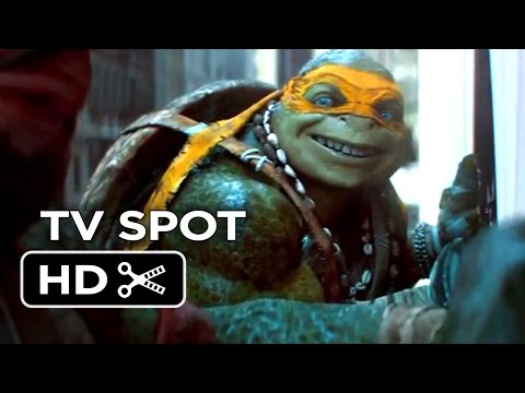 Teenage Mutant Ninja Turtles (TV Spot 'Hidden')