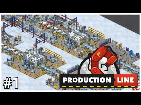 Gameplay de Production Line: Car Factory Simulation