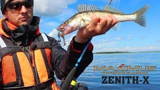Удилище maximus zenith-x 21l 2. 1m 3-15g