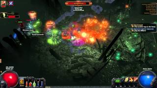 Path Of Exile [The Awakening][The Marooned Mariner][Quest][Deutsch][HD]