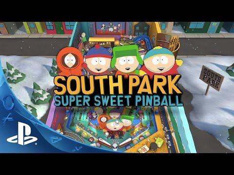 South Park Pinball Trailer | PS4, PS3, PS Vita thumbnail