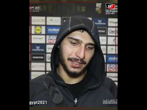 تعليق يحيى الدرع نجم منتخب كرة اليد
