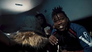 """Lil Zay Osama Drops """"Drip"""" A Music Video Ft Mook. Directed By Dogfoodmedia."""