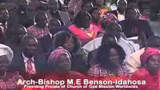 preview picture of video 'BISHOP FRANCIS BOB ALONGE CONSECRATION SERVICE.'