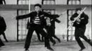 <b>Elvis Presley</b>  Jailhouse Rock Music Video