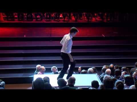 David Geaney – World Champion Irish Dancer – INEC 2015