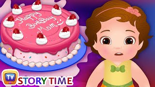 Happy Birthday Mommy - Good Habits Bedtime Stories & Moral Stories for Kids - ChuChu TV