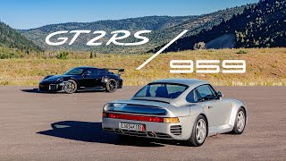 GT2RS vs 959 - Porsche Pinnacles | Everyday Driver