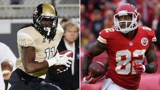 Breshad Perriman's NFL Comparison
