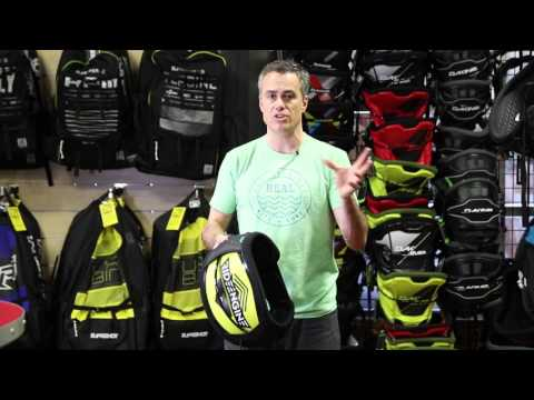 2017 RIDE ENGINE Elite & Hex Core Series Kiteboarding Harness REVIEW