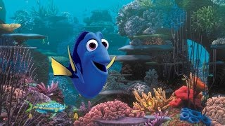FINDING DORY All Trailers