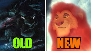 The Lion King's 2nd Deleted Plot (King of the Jungle)