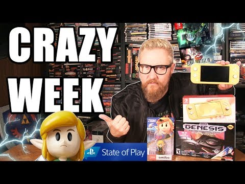GAMING WEEK NEWS ROUND UP! - Happy Console Gamer