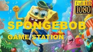 Spongebob Game Station Game Review 1080P Official Blueark Casual 2016