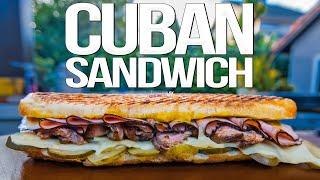 The Best Cuban Sandwich (Cubano Recipe) | SAM THE COOKING GUY 4K