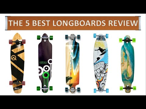 The 5 Best Longboards 2016 -Reviews and Guide   Best Longboards Presents