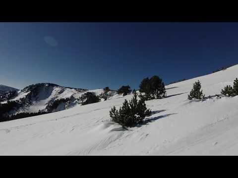 Bienvenue à la station de ski de Puyvalador