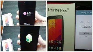Hard Reset LG Prime Plus Magma H 520