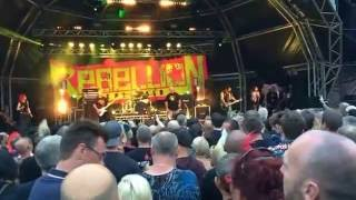 Angelic Upstarts  Solidarity @ Rebellion 2016