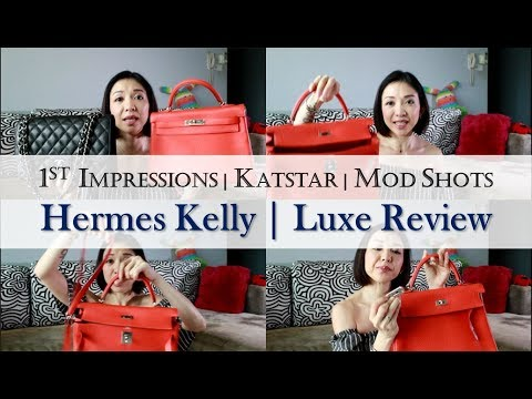 Hermes Kelly | 1st Impressions | Bag Review | Kat L