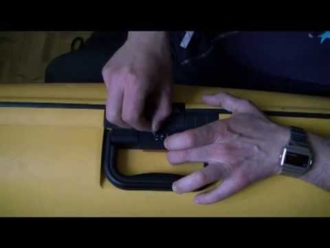 Zahlenschloss knacken combination lock picking