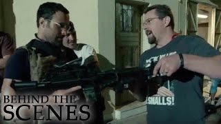 13 HOURS: THE SECRET SOLDIERS OF BENGHAZI | The Men Who Lived It | Official Behind-The-Scenes (HD)