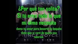 Prince Royce - Solita (letra)